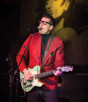 The Johnny Rogers Show: Deck the Halls with Buddy Holly