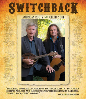 Switchback – Traveling Down an Irish Road
