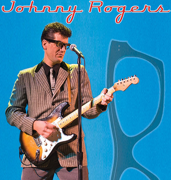 The Johnny Rogers Show