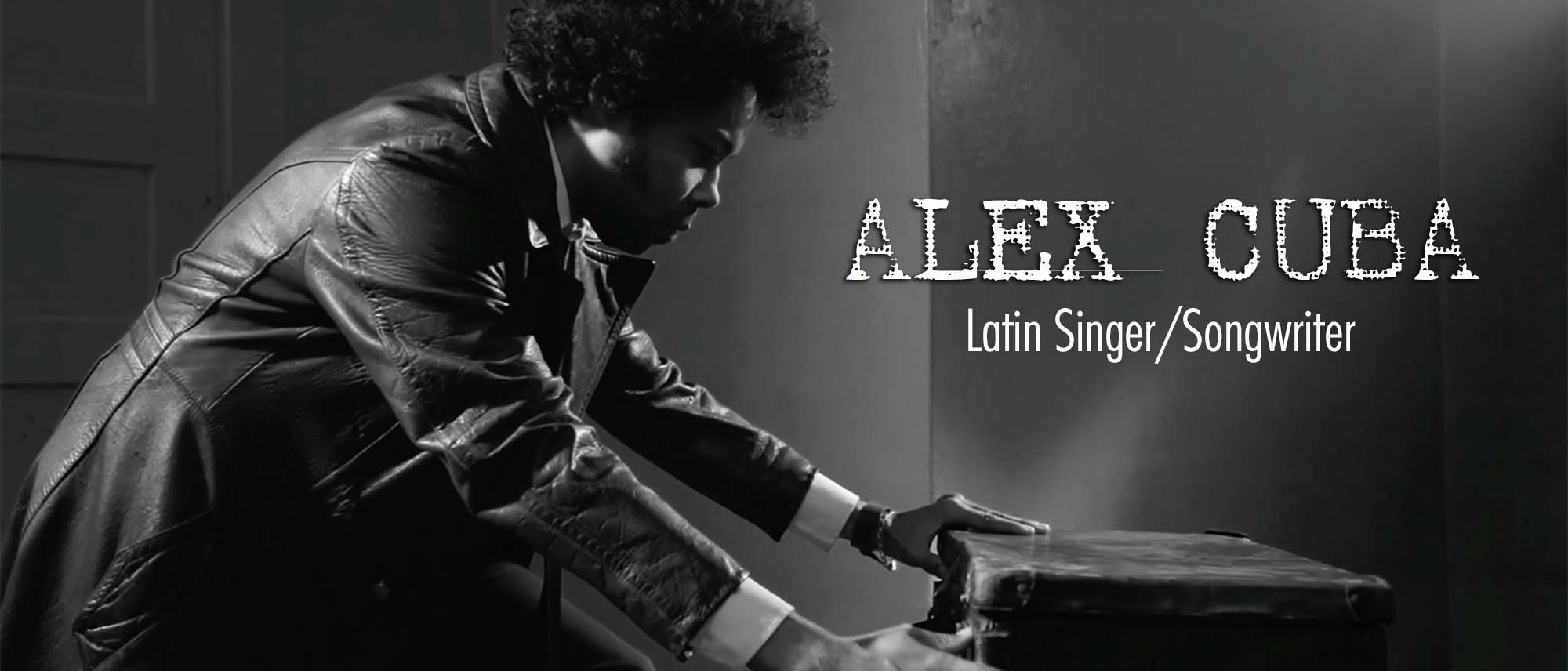 Alex Cuba at Freedom Hall in March 2020