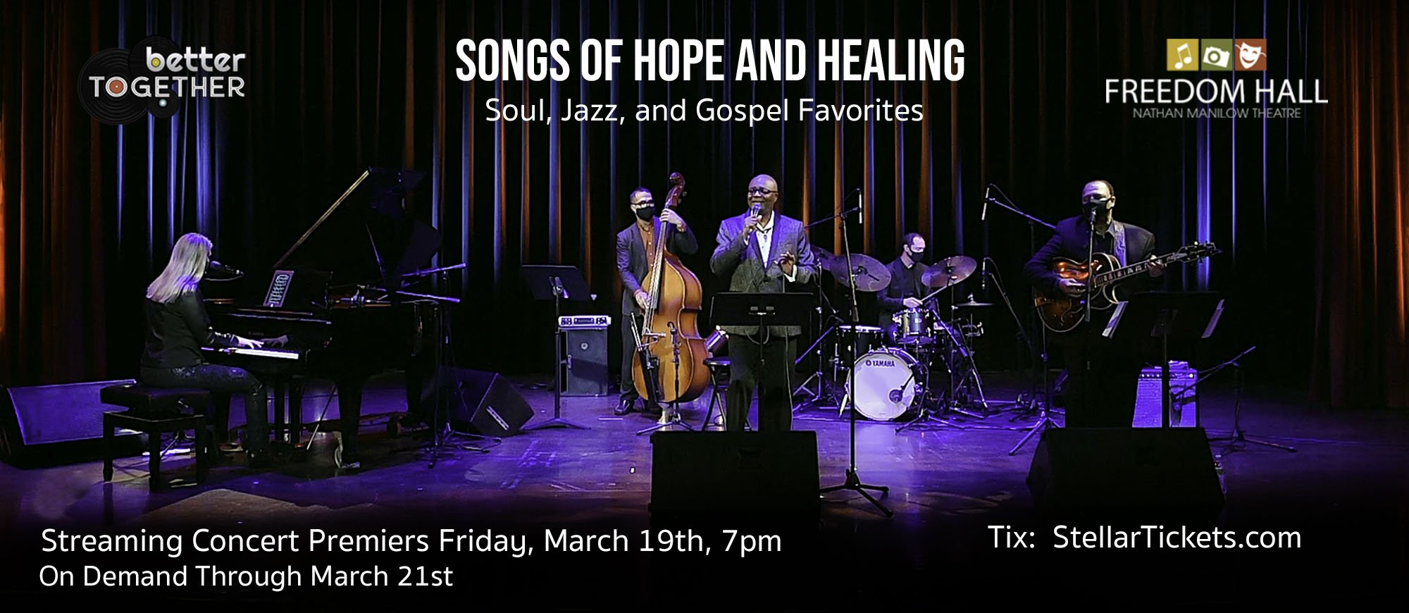Better Together - Songs of Hope and Healing