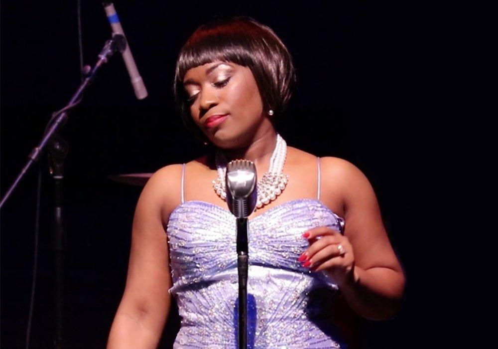 Alexis J Roston sings Ella