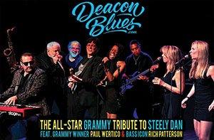 Deacon Blues - Steeley Dan Tribute band