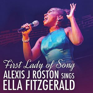 Alexis J Roston sings Ella Fitzgerald