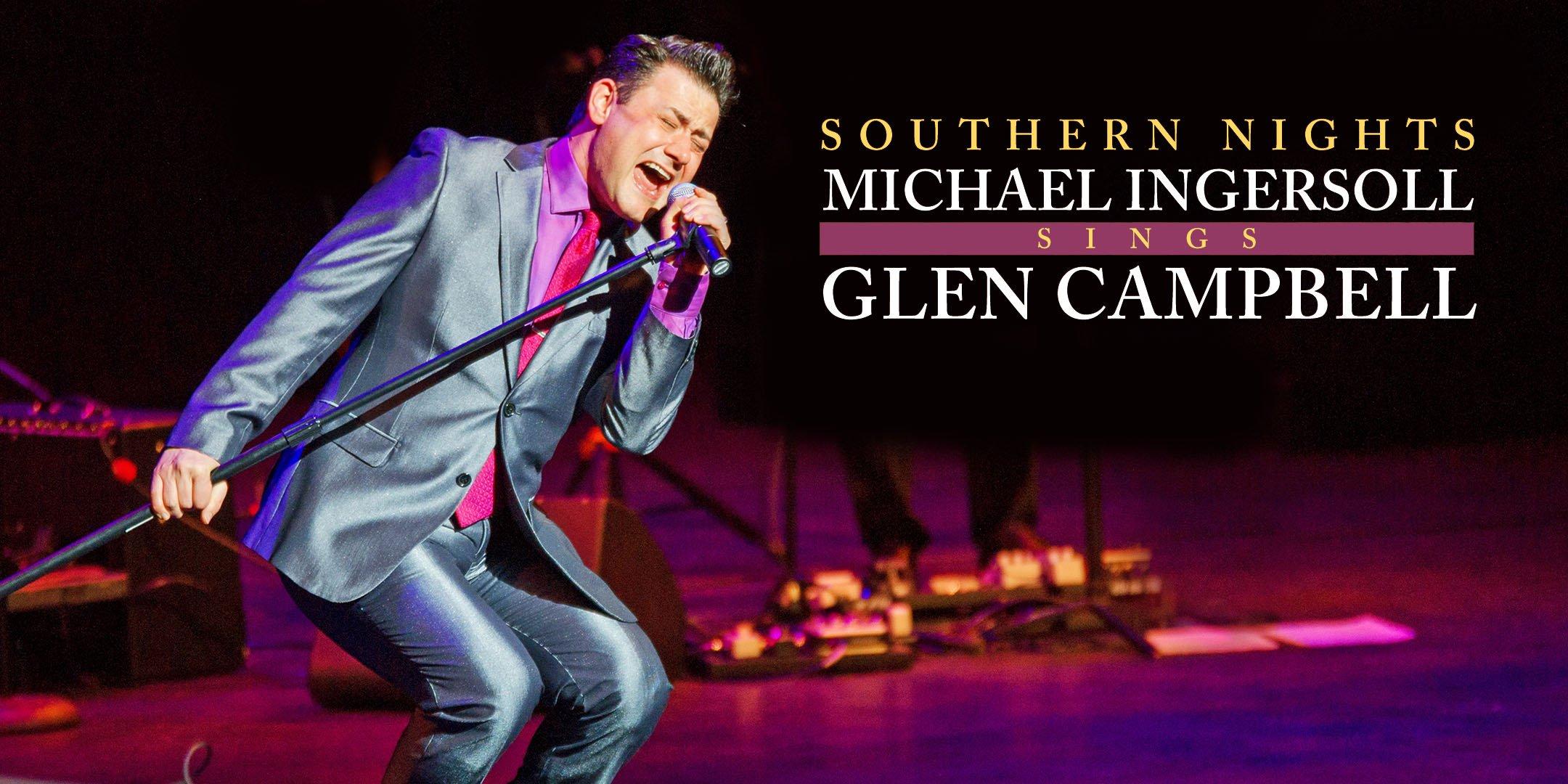 Michael Ingersoll sings Glen Campbell