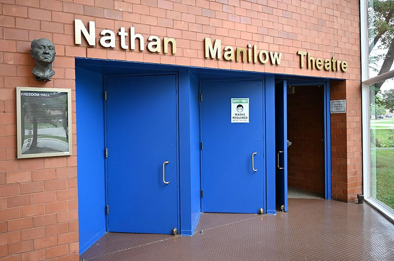 Nathan Manilow Theatre